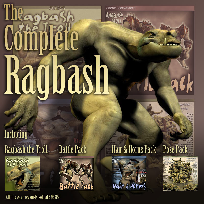The Complete Ragbash
