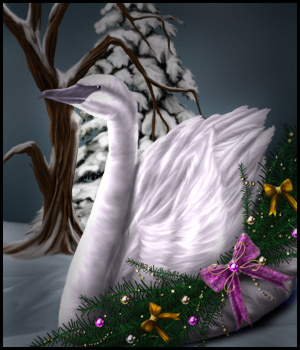 Painted Holidays 3D Models 2D antje