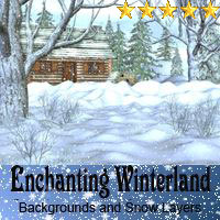 Enchanting Winterland 3D Models Laksmi