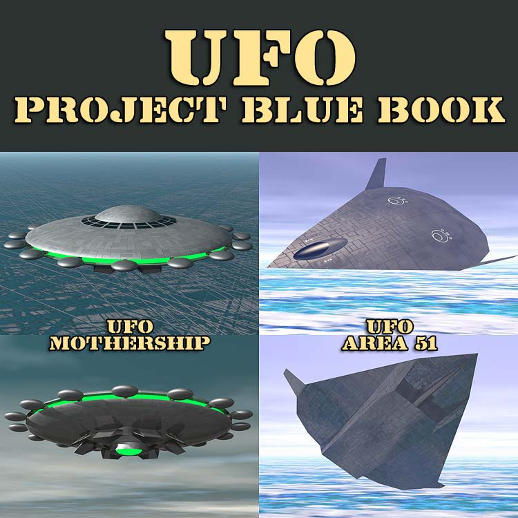 UFO - Project Blue Book