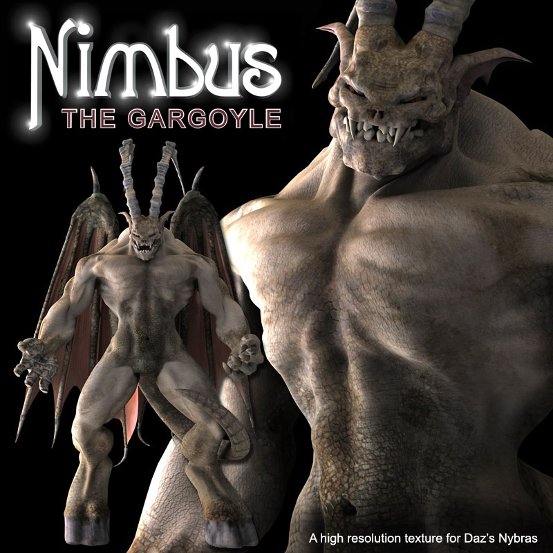 Nimbus the Gargoyle