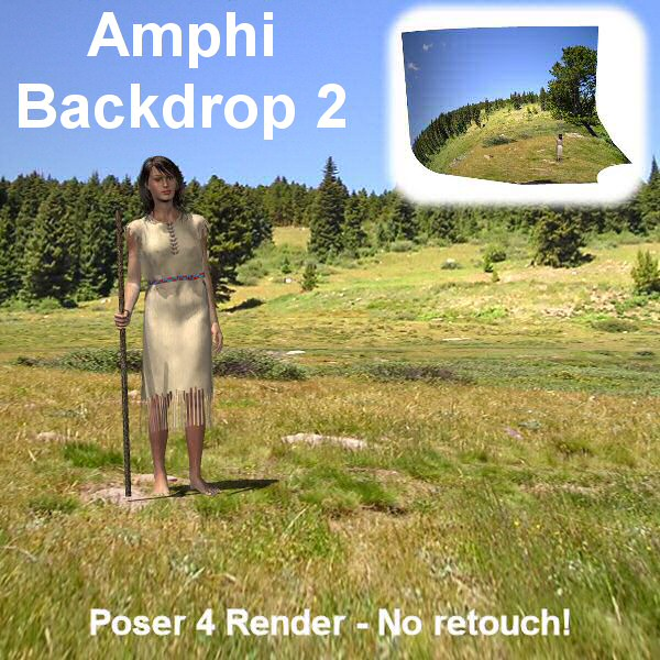 Amphi Backdrop 2 by 3dCritter