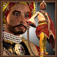 RT - Maharajah M3 3D Figure Essentials 3D Models renapd