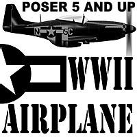 WW II AIRPLANE 3D Models thunderr