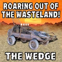 Roaring Out of the Wasteland! -  Wedge Buggy 3D Models kalebdaark