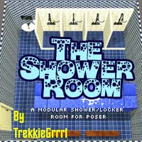 The Shower Room 3D Models TrekkieGrrrl