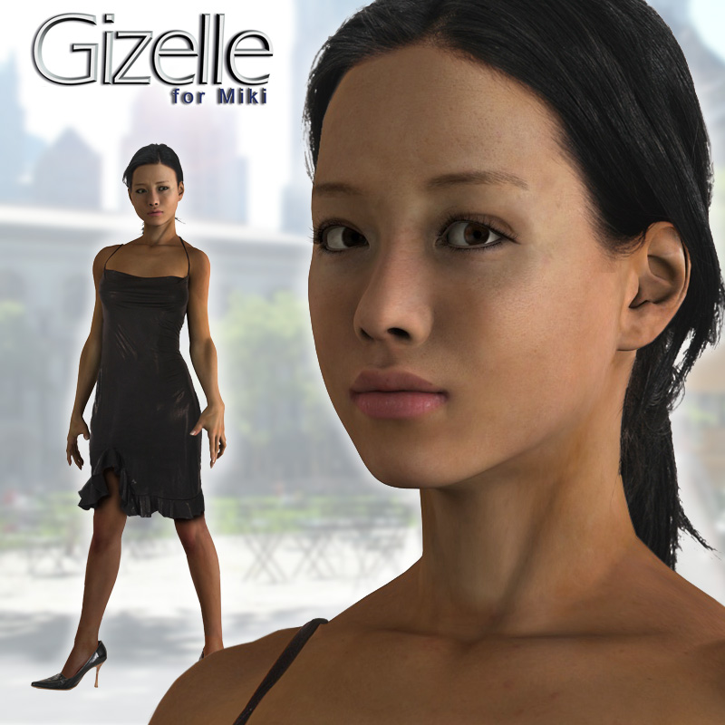 Gizelle for Miki
