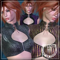 �Midnight Appeal� for Midnight Fever - Deja Vu (Character & Outfit) by Mytilus  outoftouch