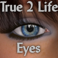 RM True2Life Eyes by rebelmommy