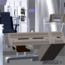 Starship Bridge 1, 2 and 3 image 3