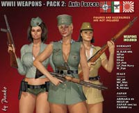 WWII Weapons -Pack 2_Axis Forces image 2