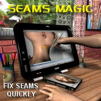 Seams Magic Tutorials lluque