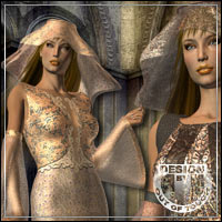 Lady Aleena for Aleena - Dynamic Clothing Set  outoftouch