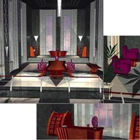 Tycoon Office (Poser & OBJ) image 4