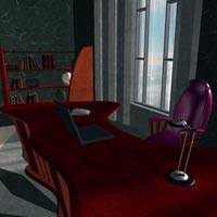 Tycoon Office (Poser & OBJ) image 5