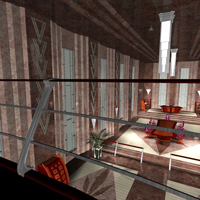 Tycoon Office (Poser & OBJ) image 2