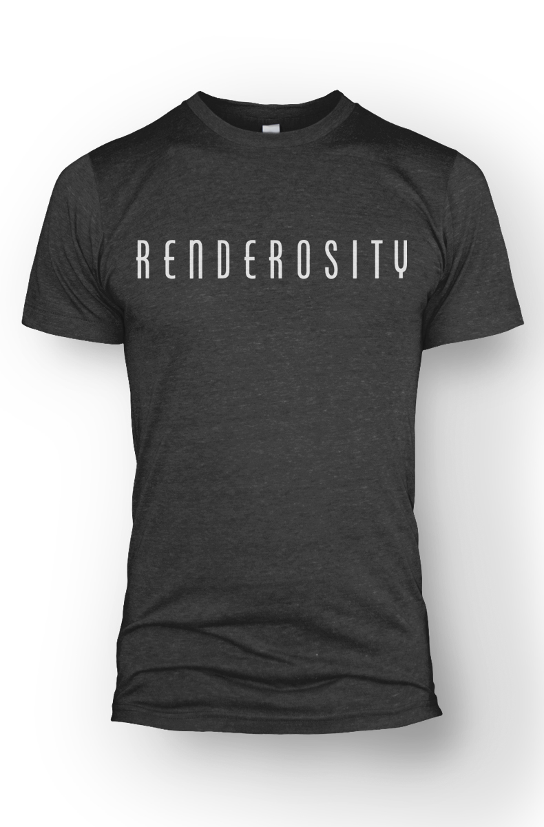 Renderosity T-shirt