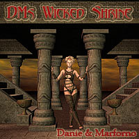 DM's Wicked Shrine Props/Scenes/Architecture Poses/Expressions Themed Danie