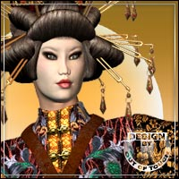 °Oriental Flavour° for V3 MFD + V3 Kimono Expansion Pack  outoftouch