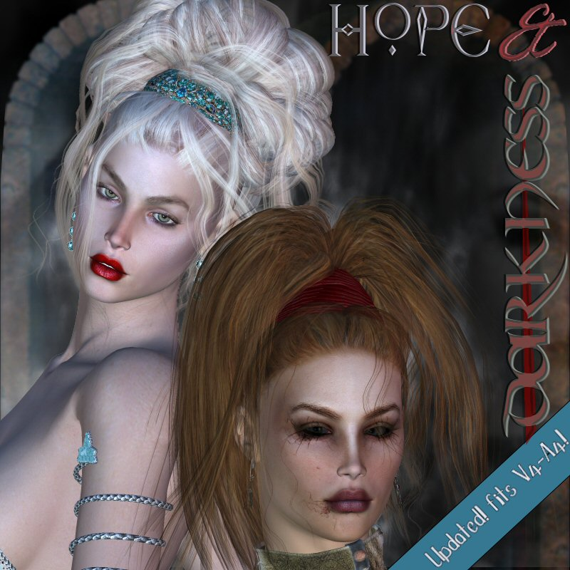 Hope & Darkness Hair