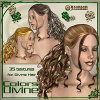 **Colors Divine - Real Hair for Divine Hair**  ilona