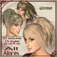 **All Alanis - Real Hair and Styles for Alanis Hair**  ilona