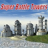 Super Battle Towers  vbarreto