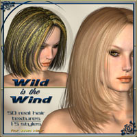 **Wild is the Wind - Real Hair and Styles for Wild Hair**  ilona