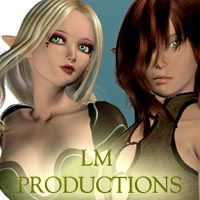 LM ELVES OF THE REALMS  luciferino