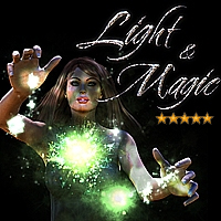 Light & Magic 3D Models 2D designfera