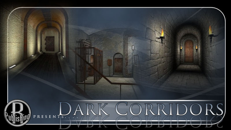 Dark Corridors for Poser