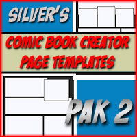 CBC Templates Pak 2 2D RPublishing