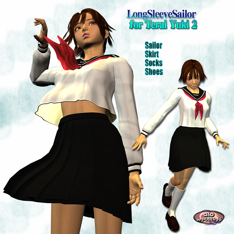 LongSleeveSailor for Terai Yuki 2