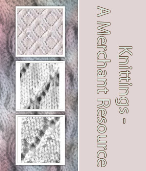 Knittings - A Merchant Resource 2D Graphics Merchant Resources karanta