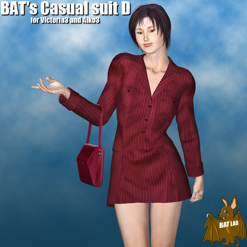 BAT's Casual suit D