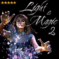 Light & Magic 2 3D Models 2D designfera