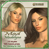 Mad Madelyne - Real Hair and Styles For Madelyne Hair  ilona