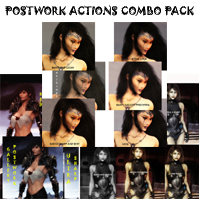Postwork Actions Combo Pack  AdamWright