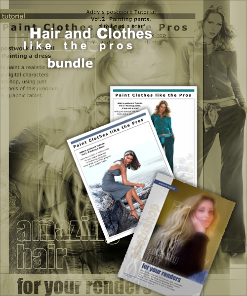 Hair and Clothes like the Pros Bundle