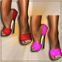 Extreme High Heels for V3, GND2 and A3 image 1