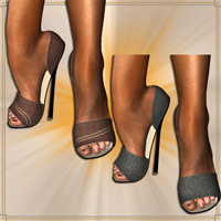Extreme High Heels for V3, GND2 and A3 image 2