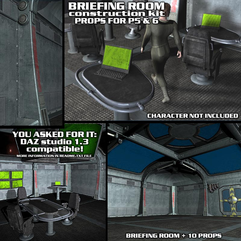 SF Briefing Room