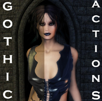 Gothic Actions  AdamWright