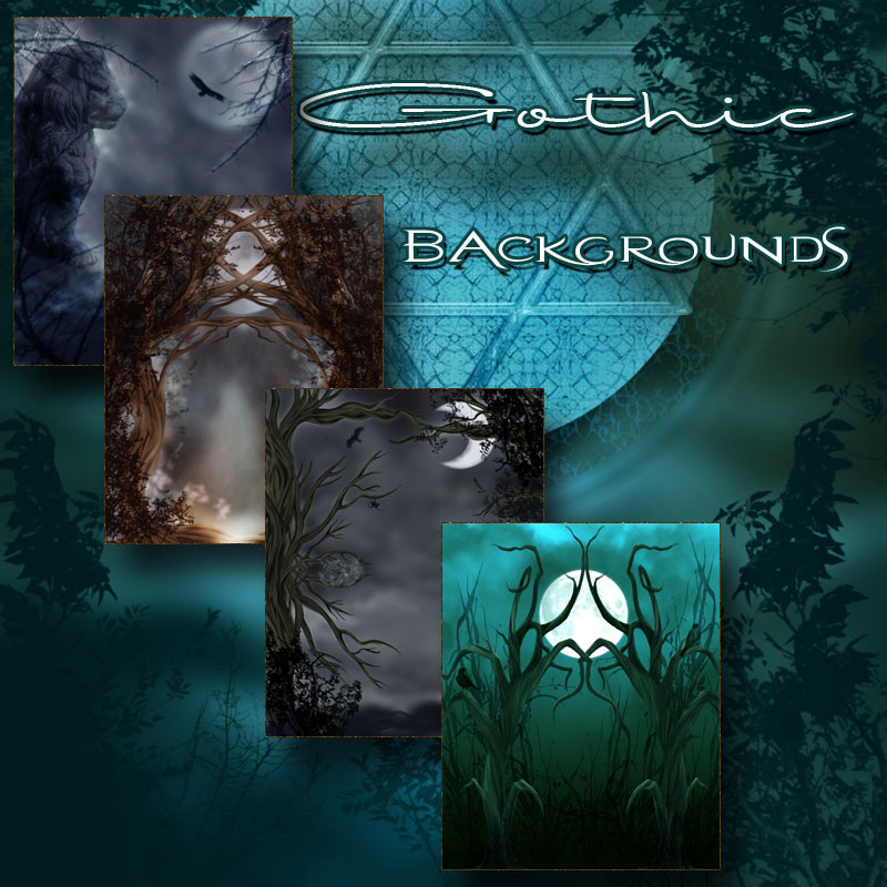 -Gothic Backgrounds-