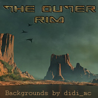 The Outer Rim 3D Models 2D Graphics didi_mc