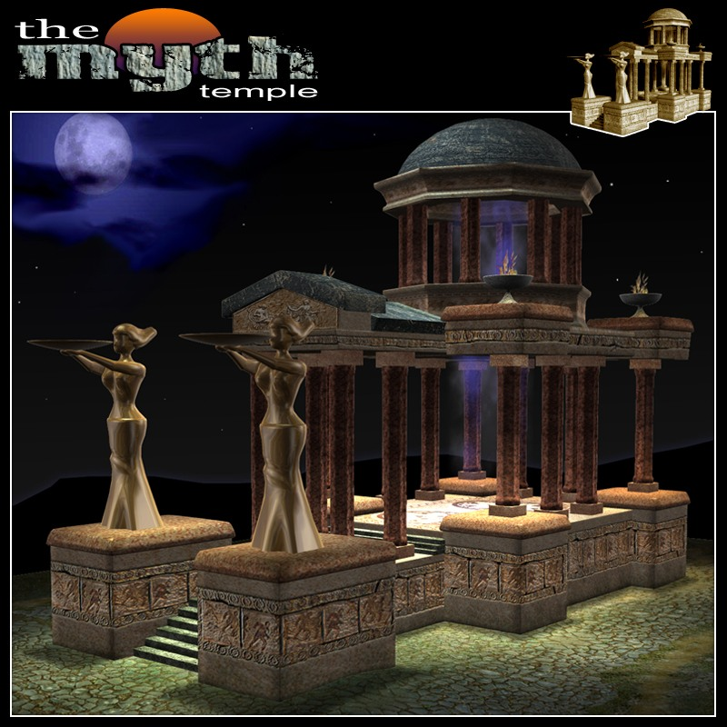 The Myth - Temple