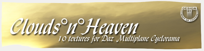 Clouds-n-Heaven for Multiplane Cyclorama