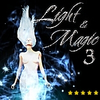 Light & Magic 3 3D Models 2D Graphics designfera