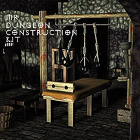 MR Dungeon Construction Kit 3D Models Mint3D