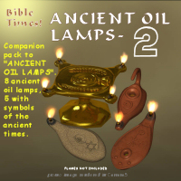 Ancient Oil Lamps2  pappy411